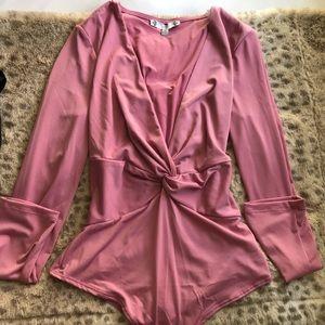 Tops - Pink bodysuit